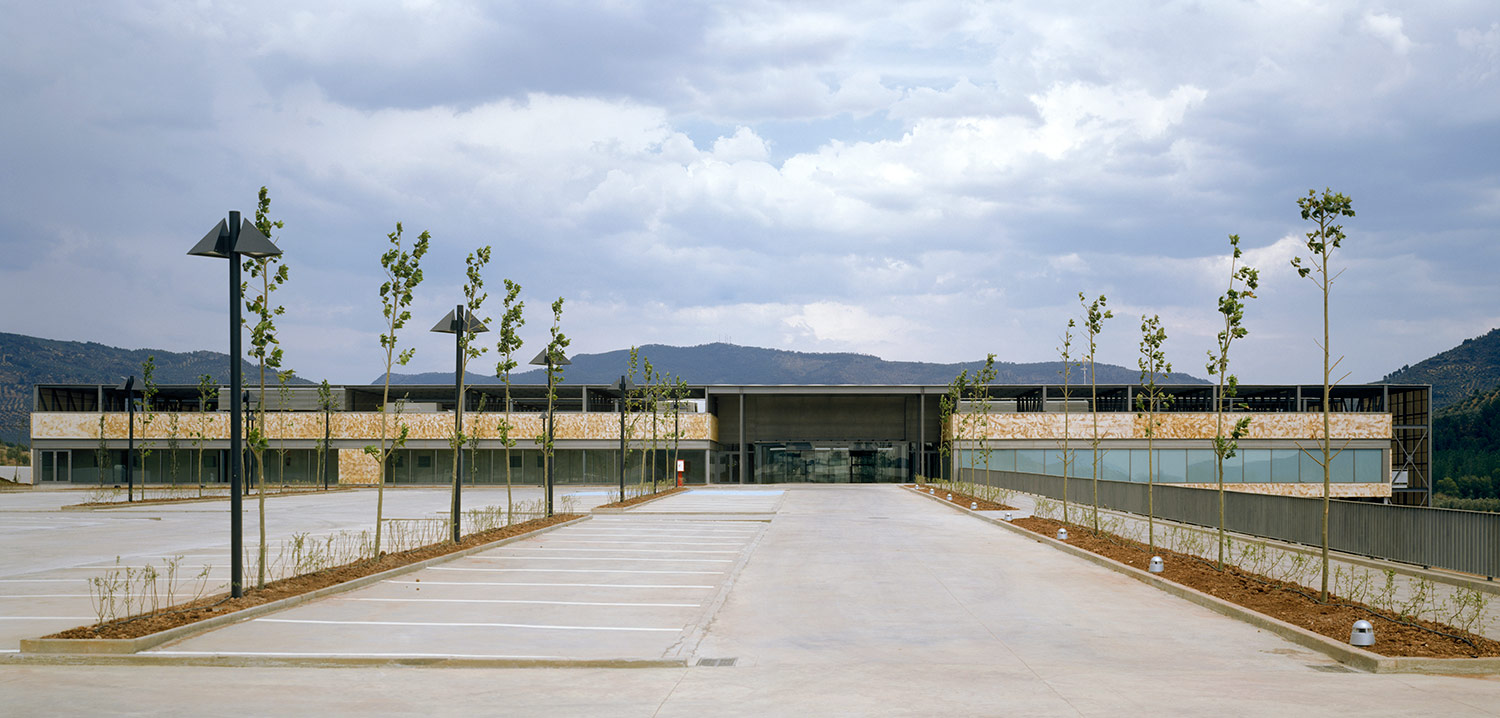 High Resolution Hospital Centre in Sierra Segura