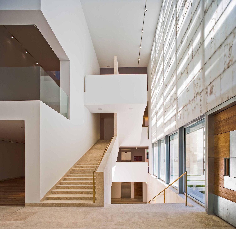 Archaeological museum of oviedo pardo tapia architects - Arquitectos oviedo ...
