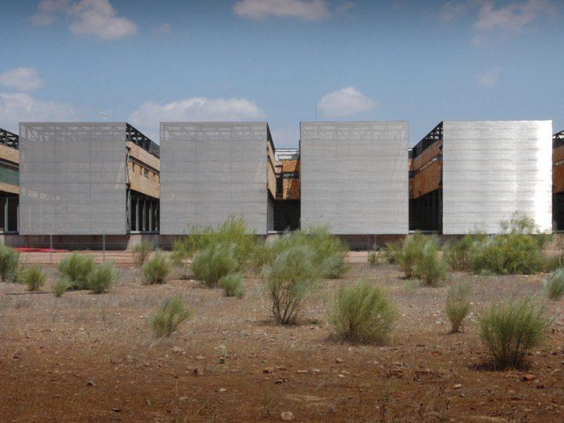 High Resolution Hospital Centre in Sierra Segura